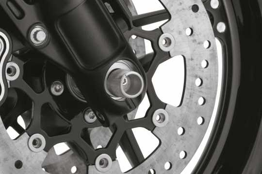 Harley-Davidson Front Axle Cover Installation Kit Inverted Forks  - 43000159