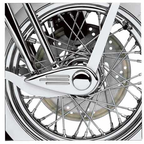 Harley-Davidson Teardrop Gabelschwingenabdeckungen  - 43161-97