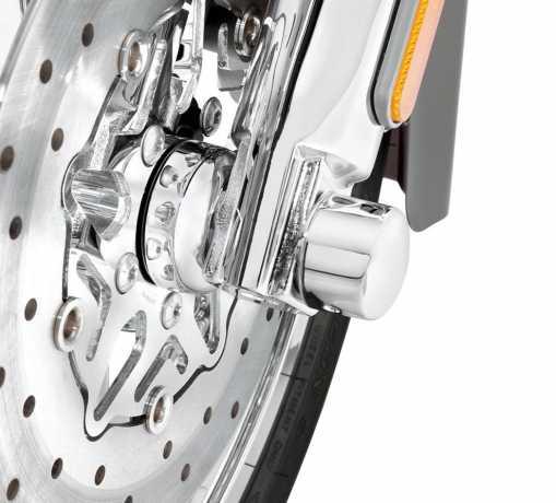 Harley-Davidson ABS-Vorderrad-Distanzringe, chrom  - 43300010