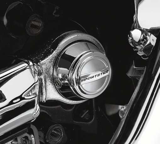 "Harley-Davidson Pivot Bolt Cover Kit ""Sportster Collection""  - 43556-04"