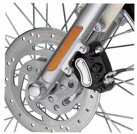 Harley-Davidson Bremssatteleinsatz Classic, Chrom  - 44477-99