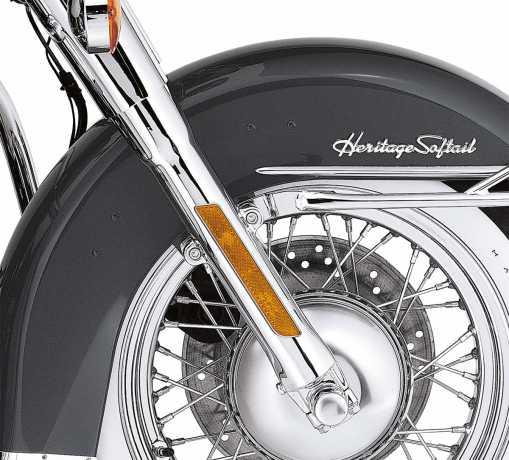Harley-Davidson Tauchrohre chrom  - 45500014