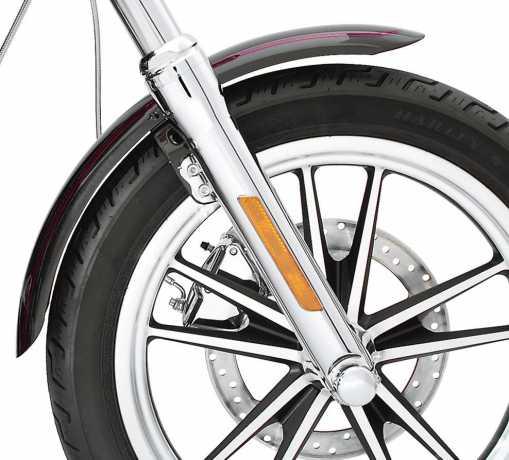 Harley-Davidson Lower Fork Sliders Chrome  - 45500065