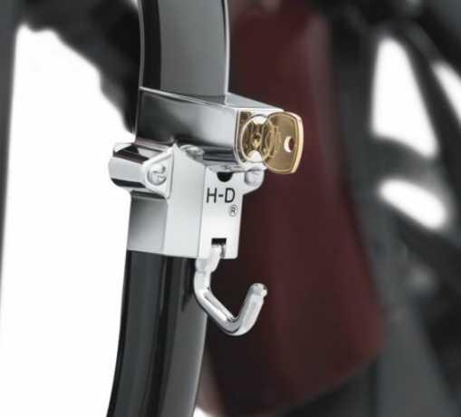 Harley-Davidson H-D Universal Mount Helmet Lock‰  - 45732-86