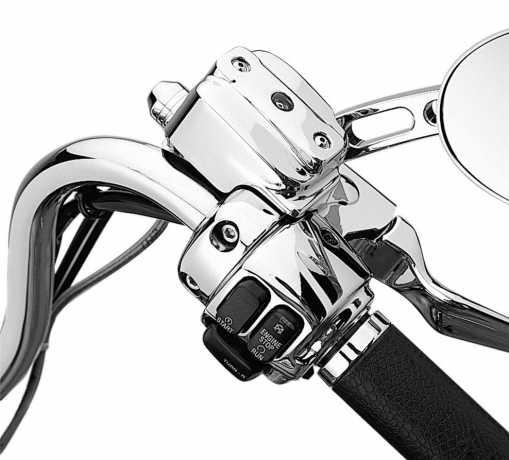 Harley-Davidson Abdeckungen für Lenkerarmaturen  - 46099-98
