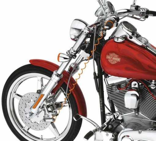 Harley-Davidson Lock Reminder Cord  - 46318-04