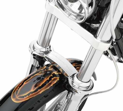 Harley-Davidson Screamin' Eagle Fork Brace chrome  - 46595-06A