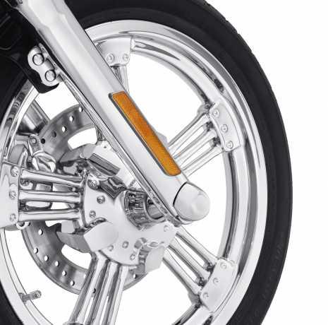 Harley-Davidson Low Profile Mutternkappen für Vorderachse  - 47646-09