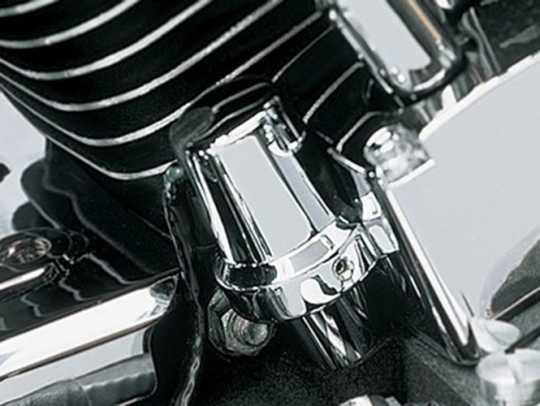 Küryakyn Küryakyn Oil Sender Switch Cover Set, Chrome  - 48-265