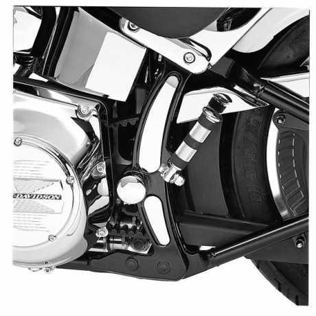 Harley-Davidson Frame Insert and Pivot Bolt Kit  - 48452-00