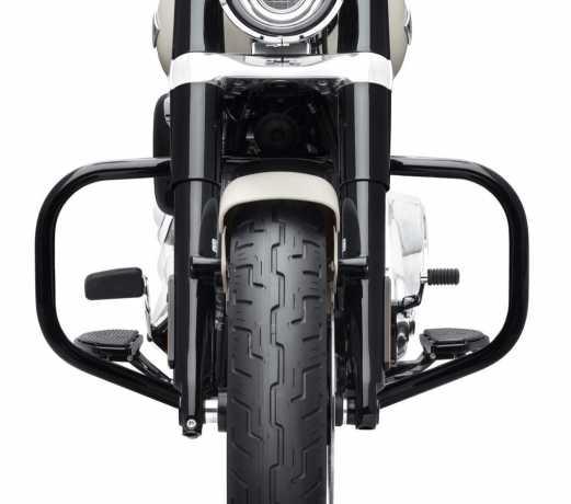 Harley-Davidson Motorschutzbügel schwarz  - 49000139