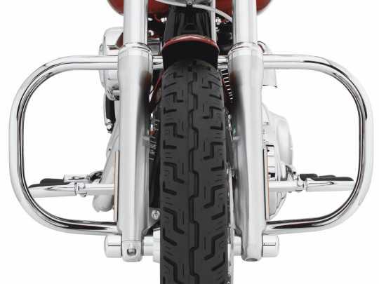 Harley-Davidson Motorschutzbügel-Kit chrom  - 49010-06