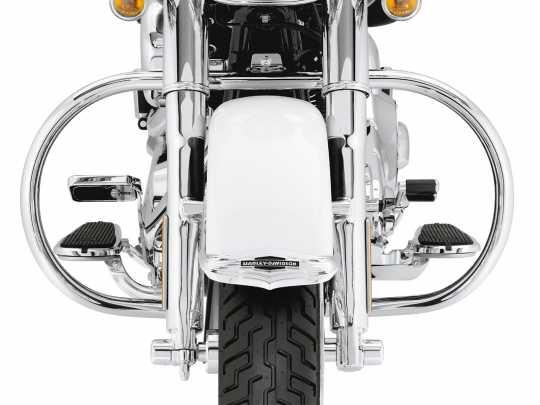 Harley-Davidson Nostalgic Curved Engine Guard  - 49037-05A