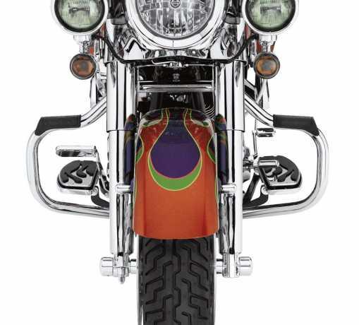 Harley-Davidson Mustache Motorschutzbügel chrom  - 49155-05B