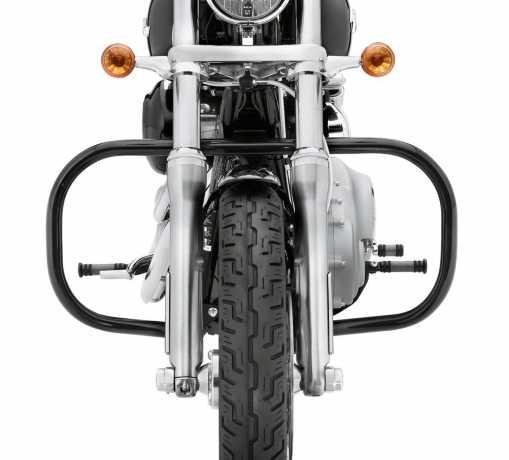 Harley-Davidson Motorschutzbügel-Kit schwarz  - 49320-09