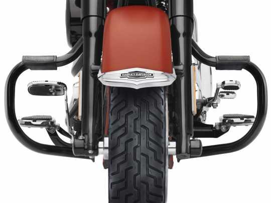 Harley-Davidson Mustache Motorschutzbügel schwarz  - 49440-10