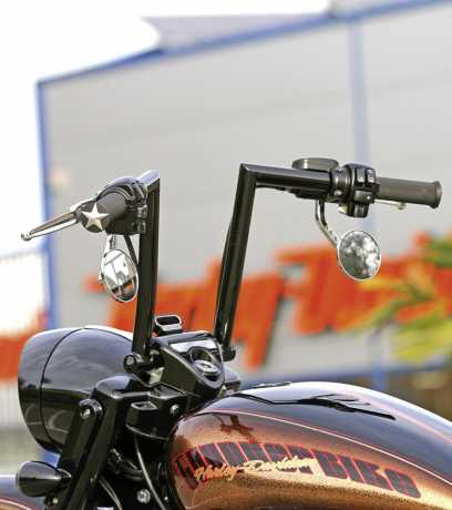 """Thunderbike Lenker Flip II 1.25"""" x 32 cm chrom - 50-70-511"""