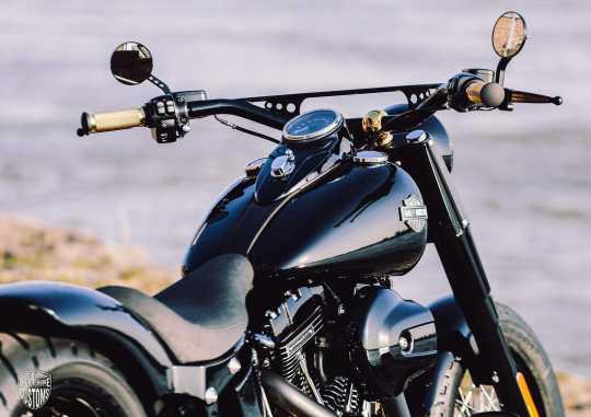 Thunderbike Lenker Hollywood roh  - 50-99-461