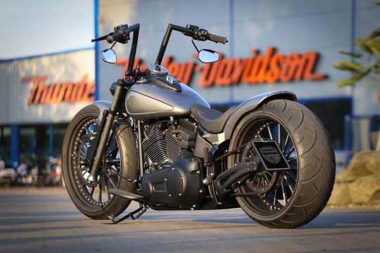 Thunderbike Aufpreis Pulverbeschichtung schwarz matt  - 50-99-960