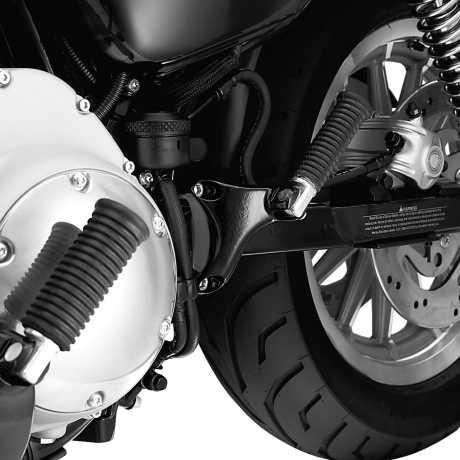Harley-Davidson Soziusfußrasten-Montagekit  - 50203-04