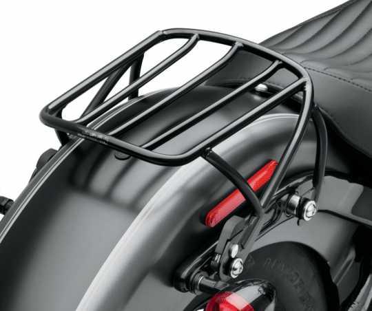 Harley-Davidson Detachable Solo Rack black  - 50300099A