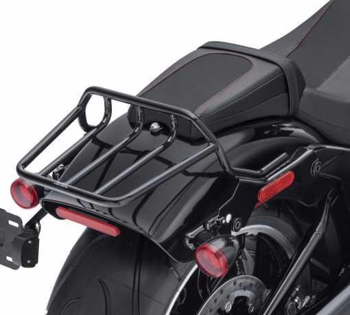 Harley-Davidson HoldFast Two-Up Gepäckträger schwarz  - 50300135