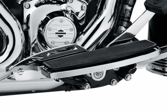 Harley-Davidson Rider Footboard Heel Guard  - 50500225