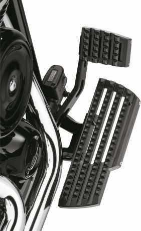 Harley-Davidson Dominion Rider Footboard Kit - Black  - 50500869