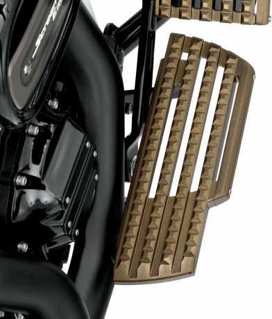 Harley-Davidson Dominion Rider Footboard Kit bronze  - 50501295