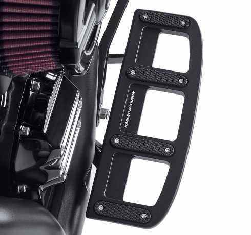 Harley-Davidson Endgame Fahrer Trittbretter schwarz  - 50501680