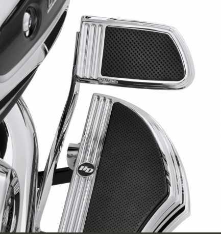 Harley-Davidson Defiance Bremspedal Pad groß chrom  - 50600179