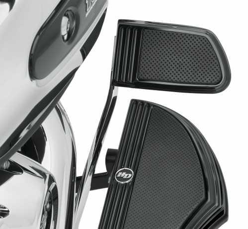 Harley-Davidson Defiance Brake Pedal Pad large, black  - 50600185