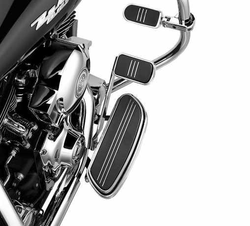 Harley-Davidson Streamliner Fahrer-Trittbretter  - 50631-04