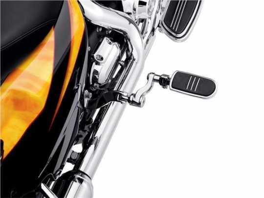 Harley-Davidson Adjustable Passenger Footpeg Mount Kit  - 50763-09