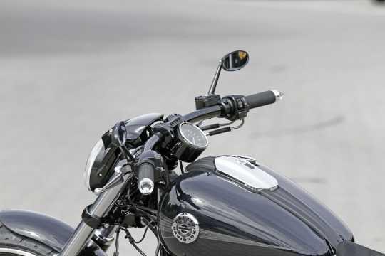 Thunderbike Flat Riser Kit chrome  - 51-72-010