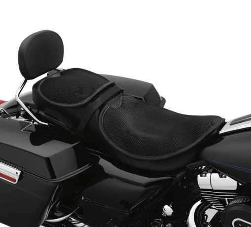 """Harley-Davidson Circulator Polster für Sitz & Rücken 16""""  - 51076-10"""