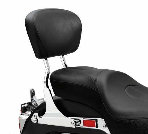 Harley-Davidson Rückenpolster Glatter Schalensitz  - 51132-98