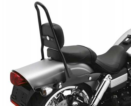 Harley-Davidson Einteiliger abnehmbarer Sissy Bar Bügel schwarz  - 51161-10A