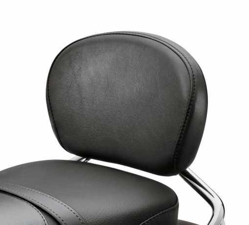 Harley-Davidson Passenger Backrest Pad Short Smooth  - 51579-05A