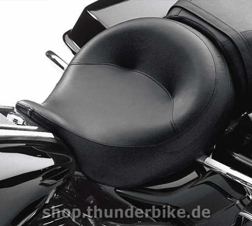 "Harley-Davidson Sundowner Solo Schalensitz 16"" Glatt  - 51928-01"