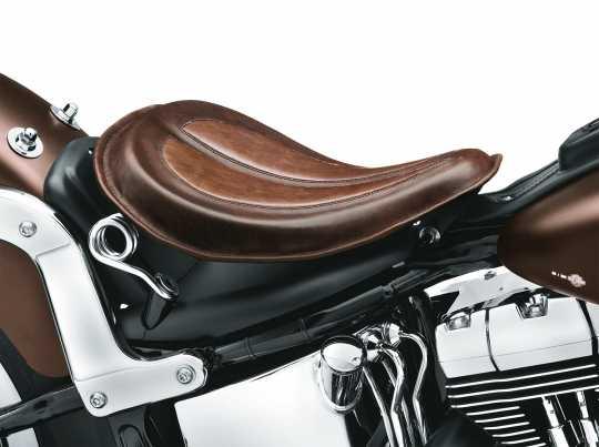 Harley-Davidson Solo Spring Saddle Leather brown  - 52000278