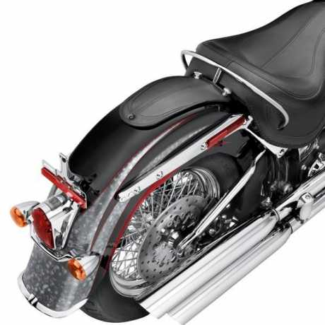 Harley-Davidson Heckfender-Bib  - 52018-08