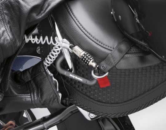 Harley-Davidson Helmet - Jacket Security Cable  - 52200004