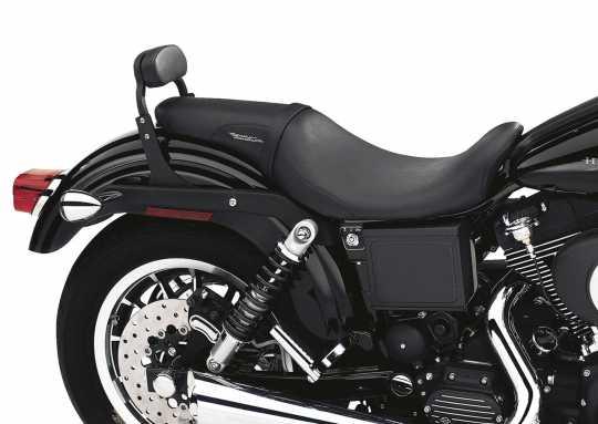 """Harley-Davidson Leather Badlander Seat 11""""  - 52359-06"""