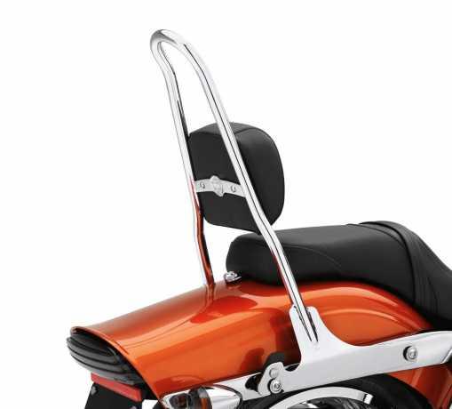 Harley-Davidson Einteiliger abnehmbarer Sissy Bar Bügel chrom  - 52300042A