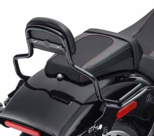 Harley-Davidson HoldFast Sissy Bar Upright Short gloss black  - 52300441