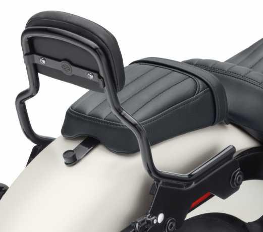 Harley-Davidson HoldFast Sissy Bar Bügel kurz schwarz  - 52300448
