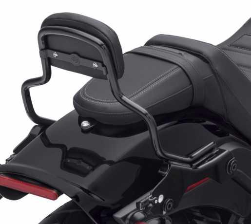 Harley-Davidson HoldFast Sissy Bar Upright short gloss black  - 52300456