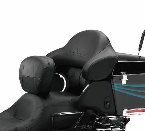 Harley-Davidson King Tour-Pak Backrest Pad with Comfort Stitch  - 52395-03B