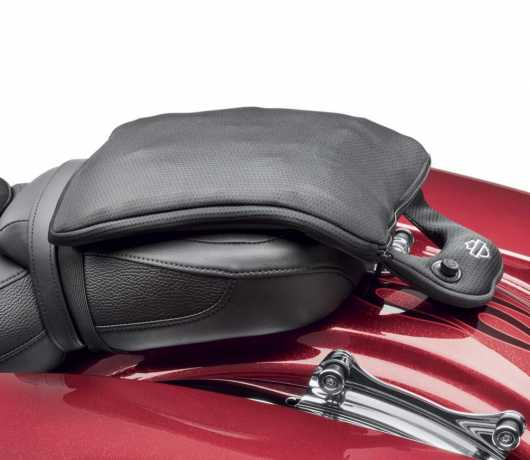 "Harley-Davidson Road Zeppelin Passenger Seat Pad 12"" x 9""  - 52400162"